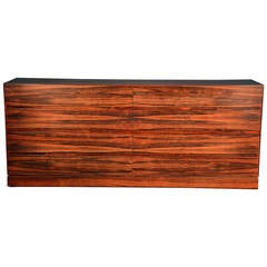 Rosewood Mobelfabrik Six-Drawer Dresser