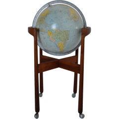 Library Globe - Jens Risom