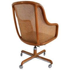 Absolutely Perfect Desk Chair - Ward Bennett