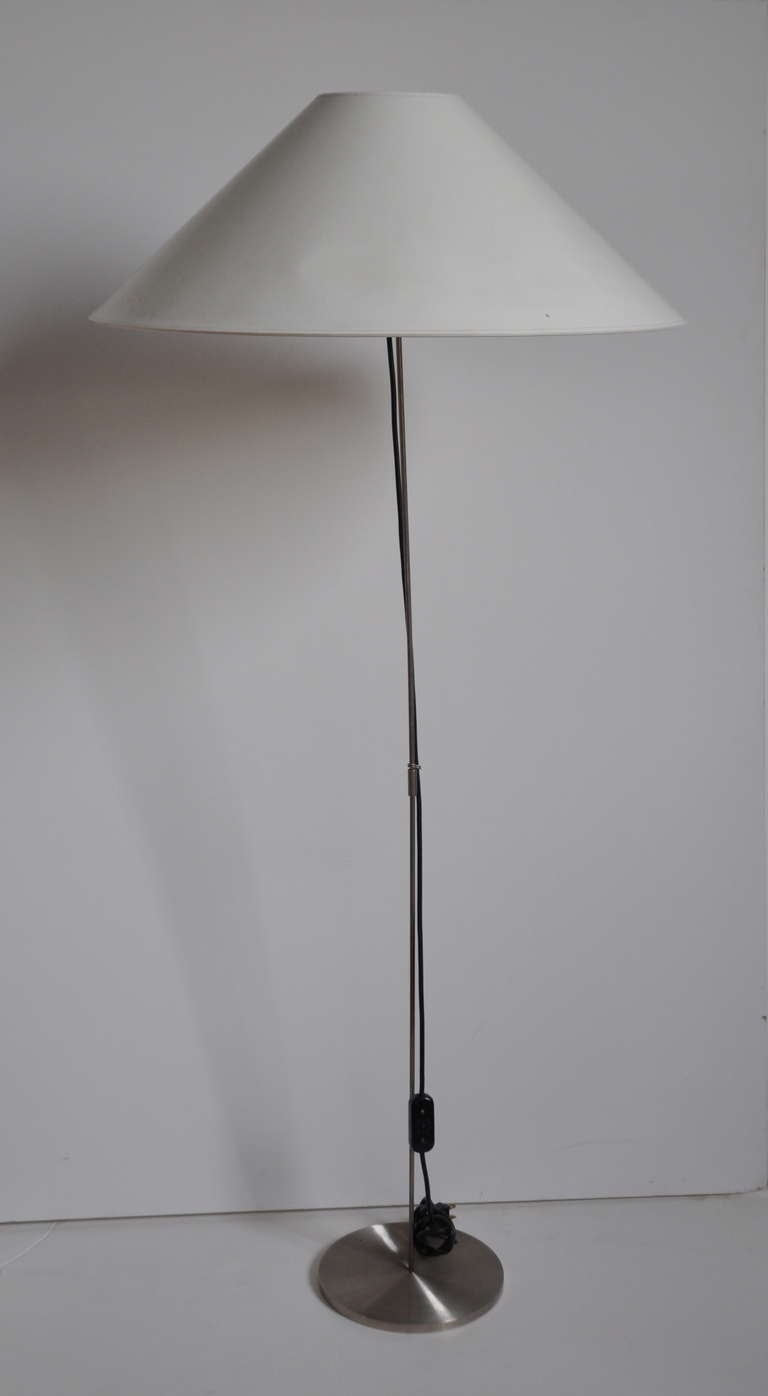 standing lamp ingo maurer at 1stdibs. Black Bedroom Furniture Sets. Home Design Ideas
