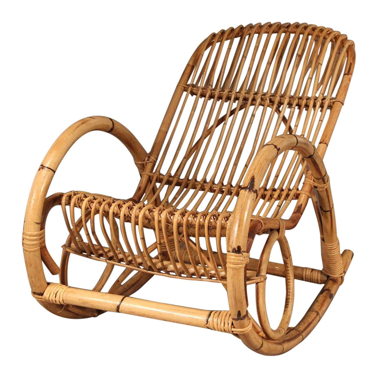 rattan rocking chairs