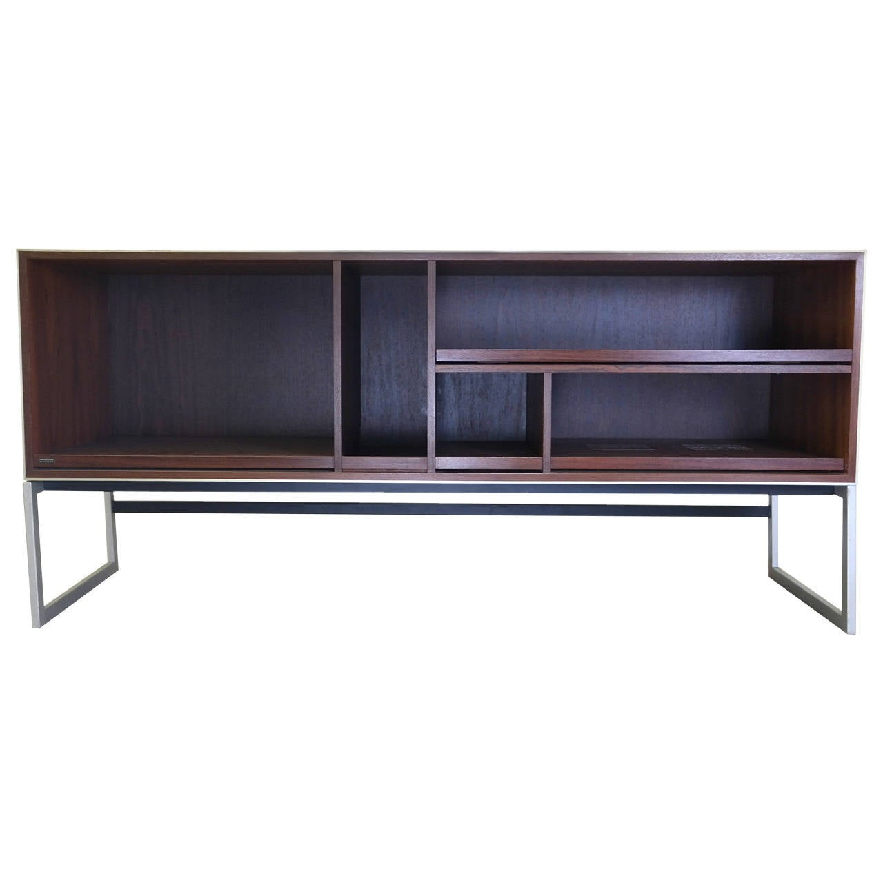 Bang and Olufsen Credenza Stereo Cabinet in Rosewood at