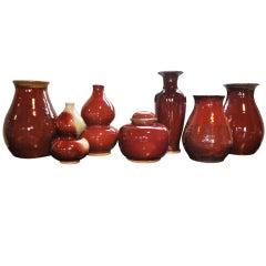 Collection of Ceramic Vases - Ungaro, London