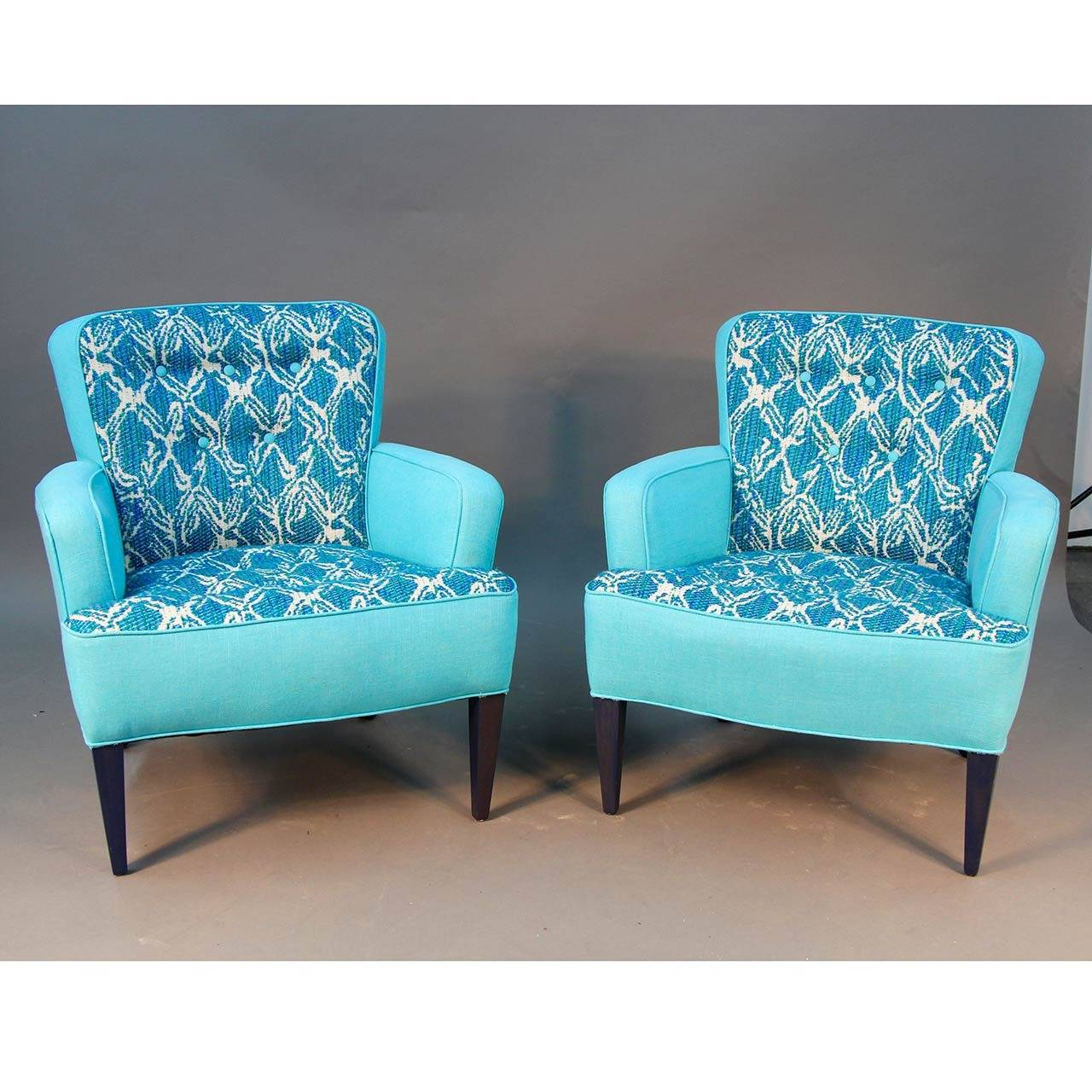 Turquoise chairs 28 images aeon furniture upholstered lounge chair in turquoise ae0358 b9 - Turquoise upholstered dining chair ...