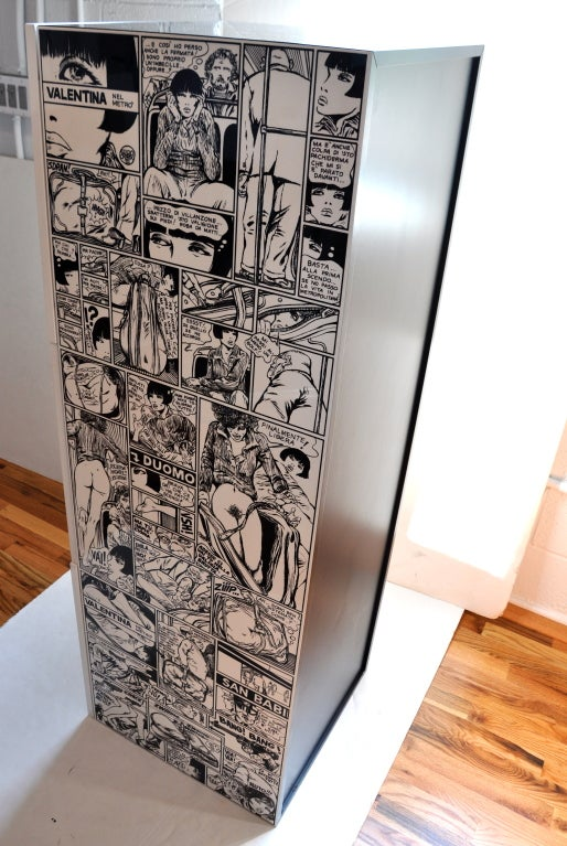 """Valentina"" Erotic Cabinet - Giuseppe Canevese image 10"
