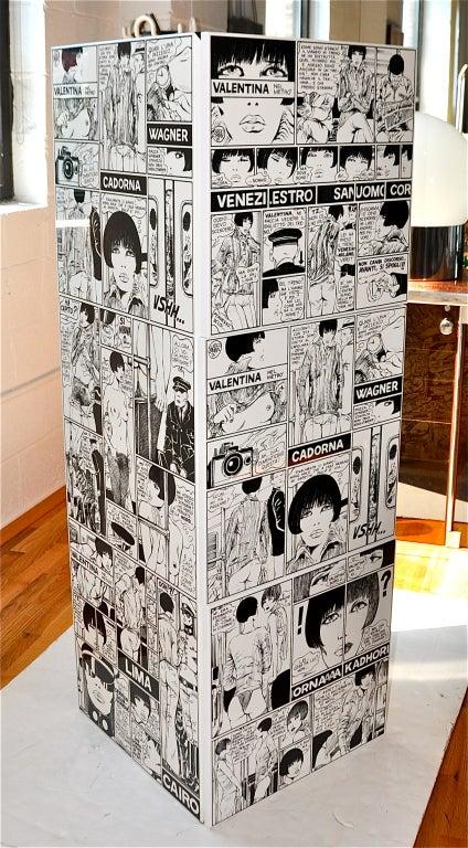 """Valentina"" Erotic Cabinet - Giuseppe Canevese image 2"