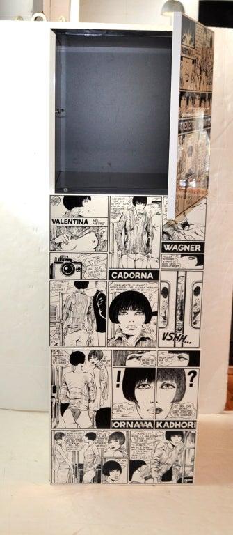 """Valentina"" Erotic Cabinet - Giuseppe Canevese image 6"