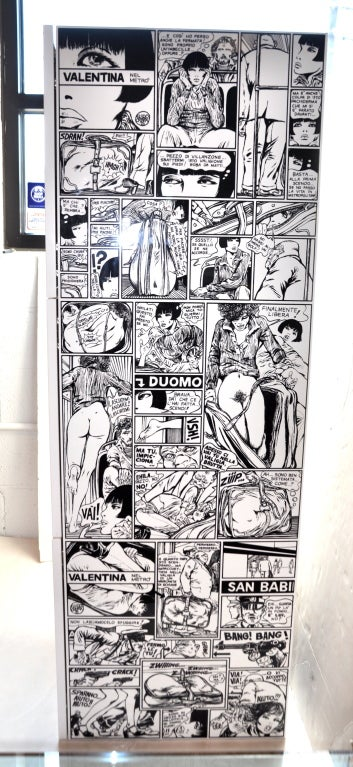 """Valentina"" Erotic Cabinet - Giuseppe Canevese image 8"