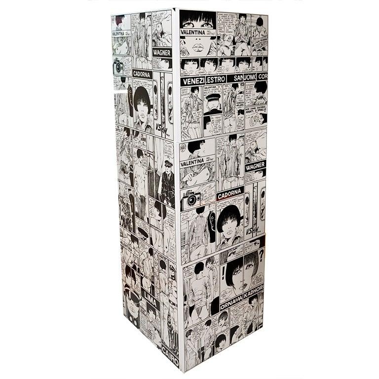 """Valentina"" Erotic Cabinet - Giuseppe Canevese"