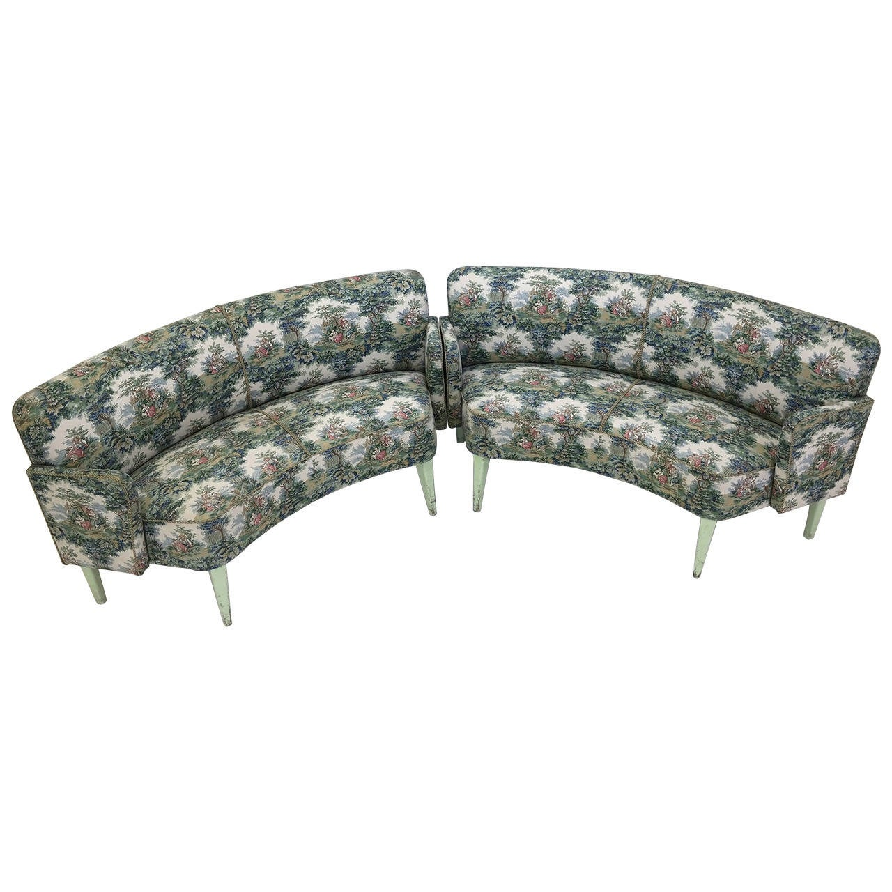 Historical sofas from divan two in tivoli garden copenhagen for Divan 1 tivoli