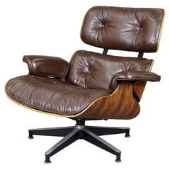 Iconic 670 Herman Miller Eames Lounge Chair