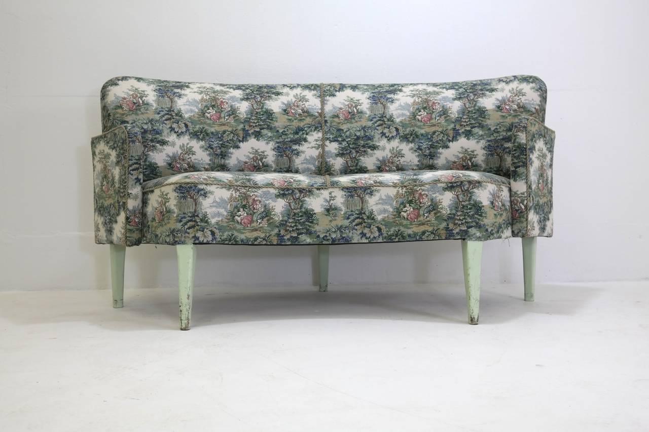 Historical sofas from divan two in tivoli garden for Divan 2 copenhagen