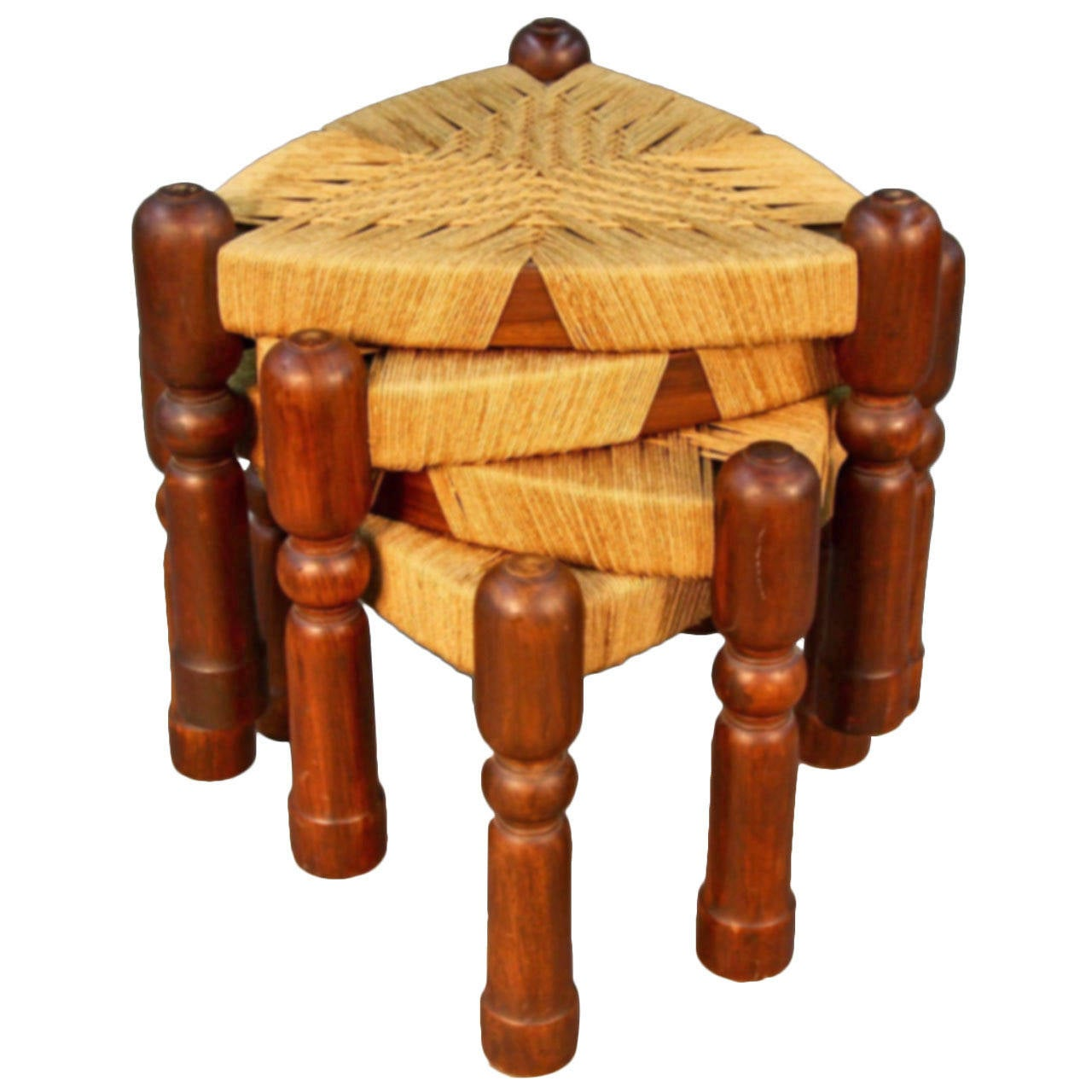 Stacked Stools/Tables