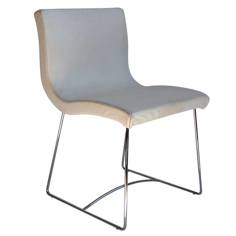 sala desk chair by pascal morgue ligne roset at 1stdibs. Black Bedroom Furniture Sets. Home Design Ideas