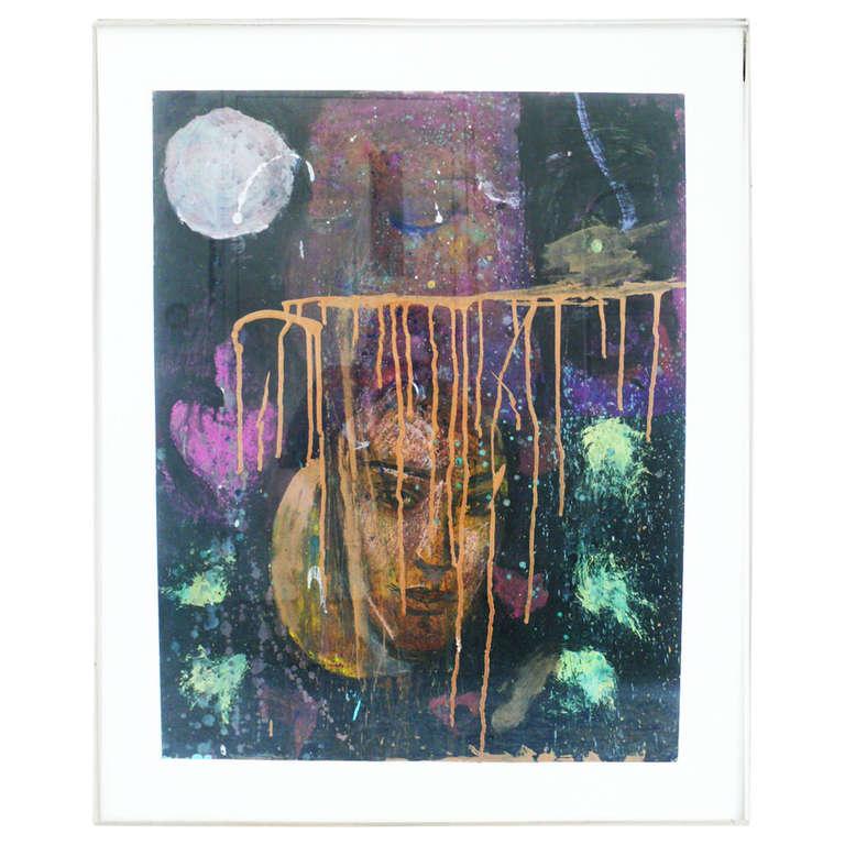 Alexander Rutsch Abstract Painting