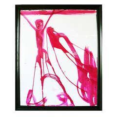 Alexander Rutsch Abstract Animal Figure