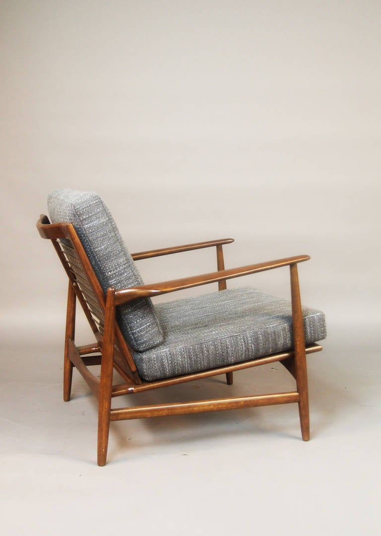 Vintage Mcguire Chairs ... Mid Century Danish Furniture. on fairfield chairs vintage furniture