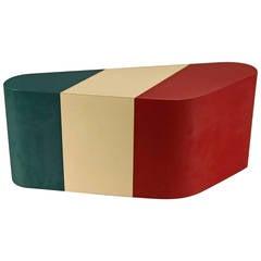 Italian Flag Table Base