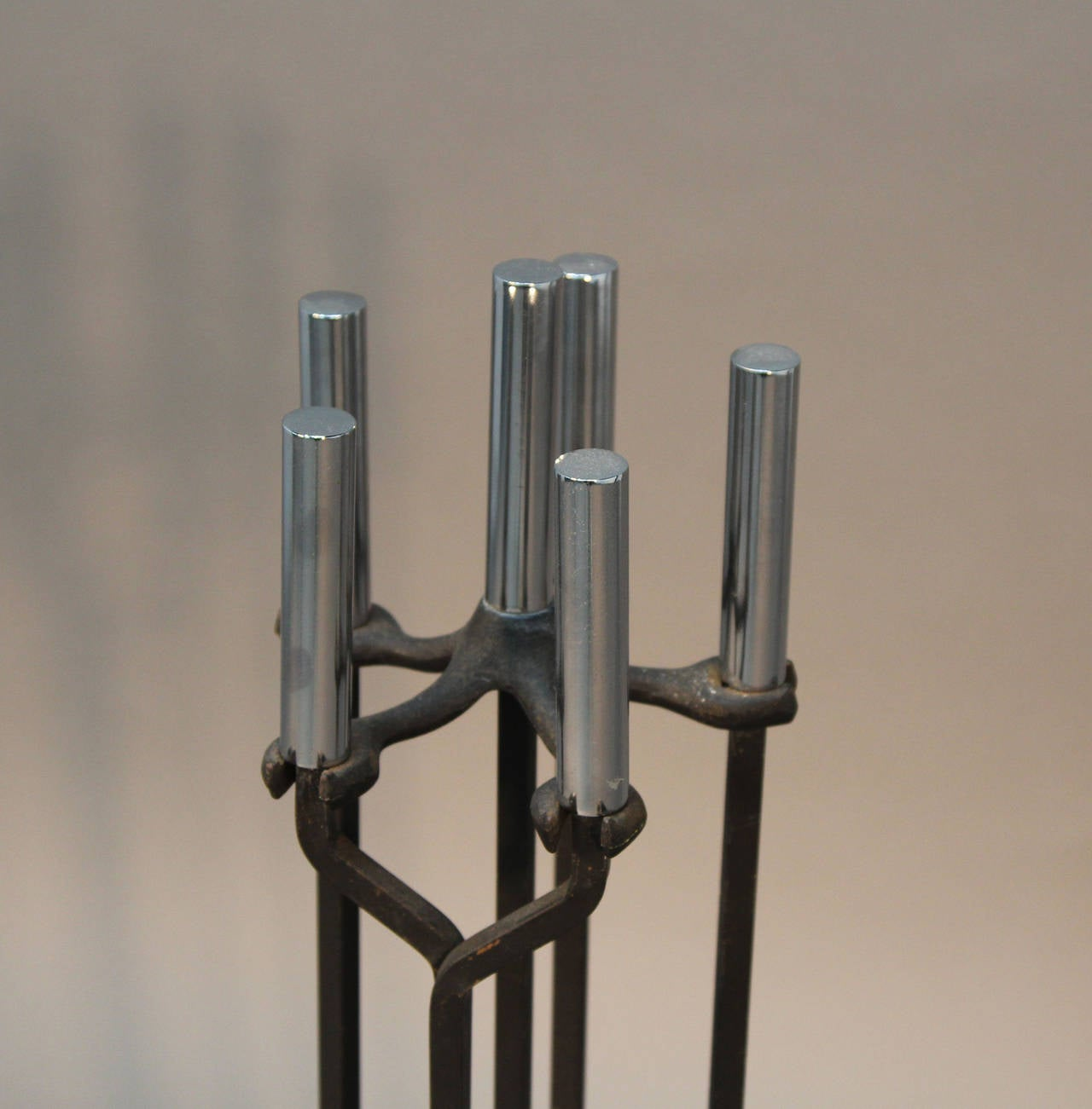 Modern fireplace tools at 1stdibs - Contemporary fireplace tools ideas ...