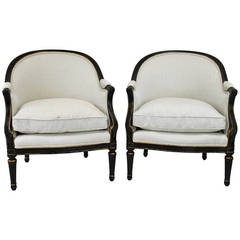 Fairfield County Antique And Design Center Bergere Chairs