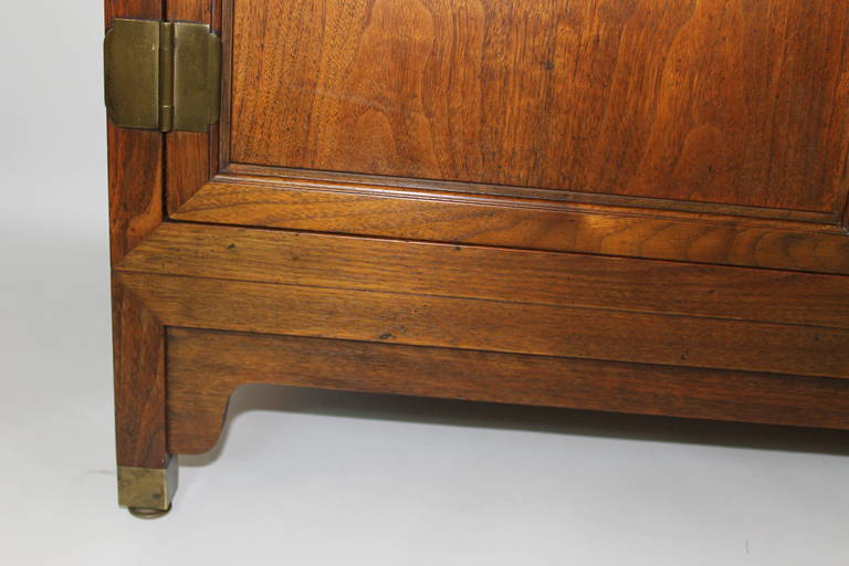 Pair of baker far east collection commodes at 1stdibs for Oriental furniture norwalk ct