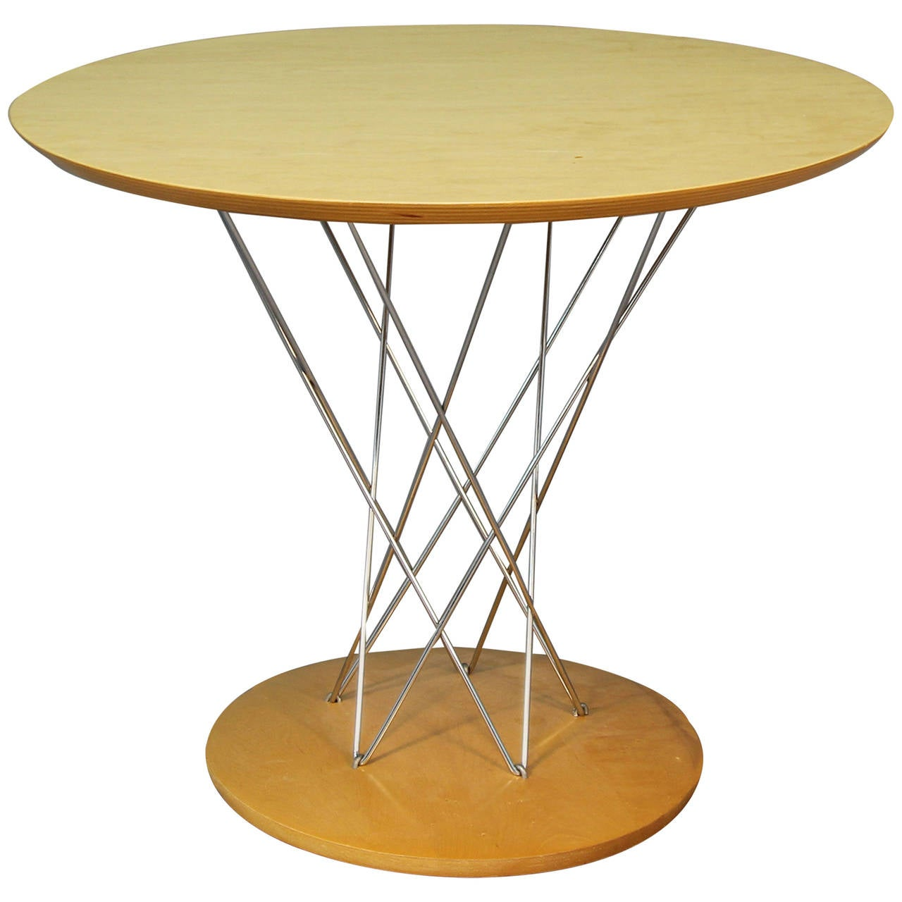 lovely Noguchi Cyclone Part - 16: Isamu Noguchi Cyclone Childs Size Table for Modernica For Sale