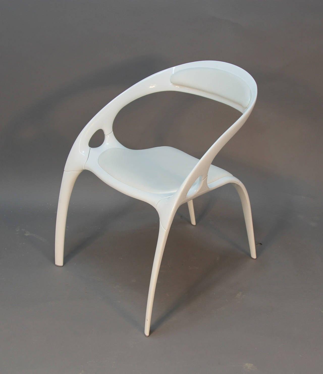 set of 12 ross lovegrove go chairs for bernhardt at 1stdibs