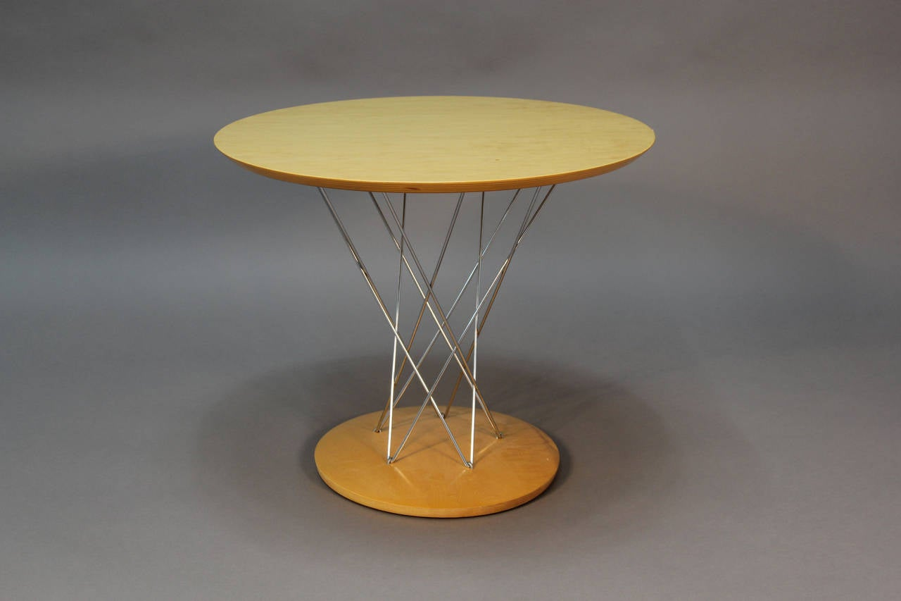 Isamu Noguchi Cyclone Childs Size Table For Modernica For Sale At