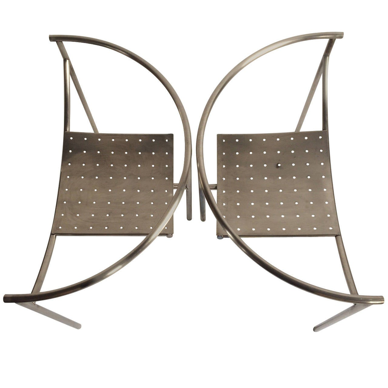 Dr sonderbar chairs philippe starck at 1stdibs - Chaises philippe starck ...