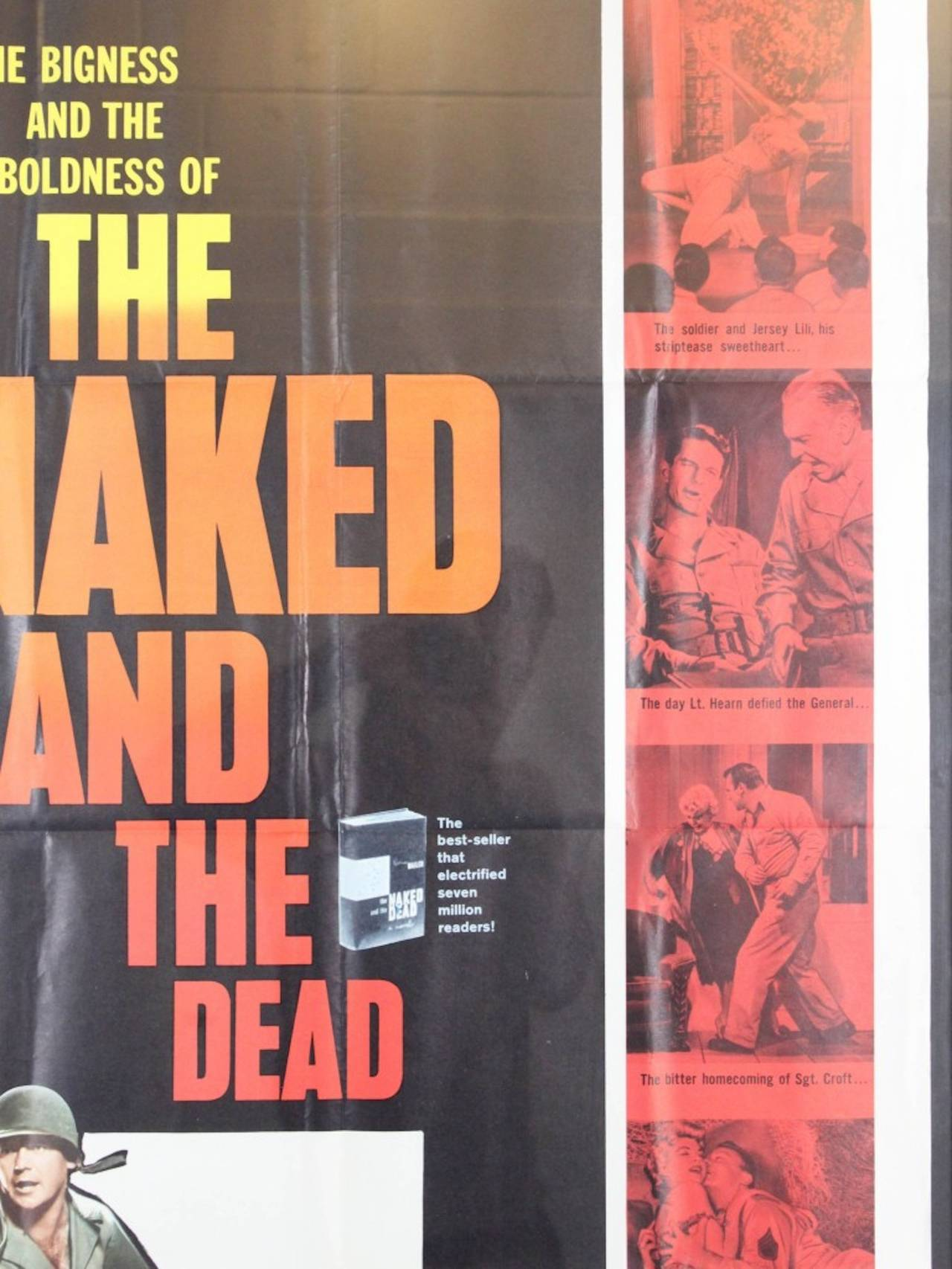 The naked and the dead movie Nude Photos 68