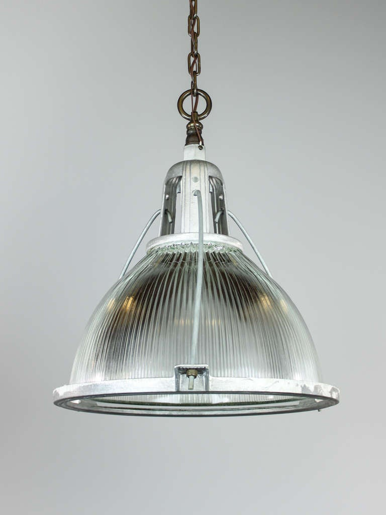 early american holophane pendant fixture at 1stdibs