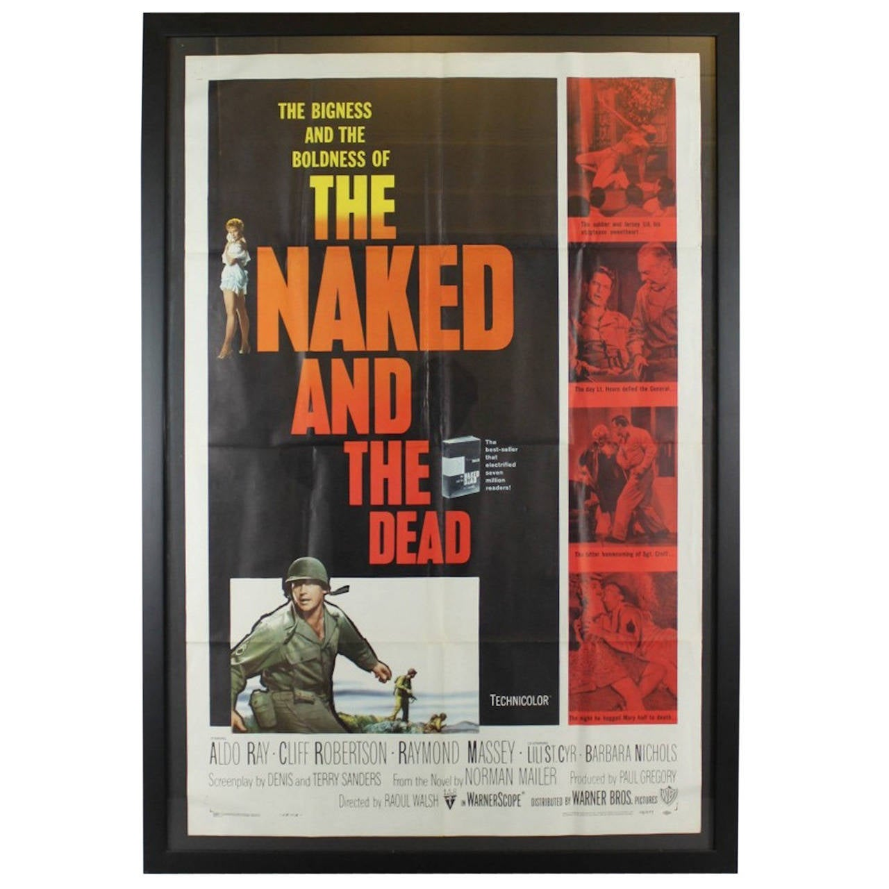 The naked and the dead movie Nude Photos 77