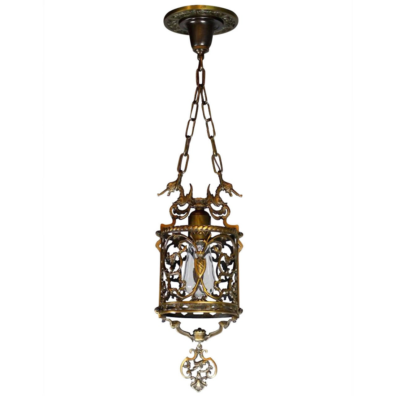 Spanish Colonial Revival Light Fixtures Lighting Ideas