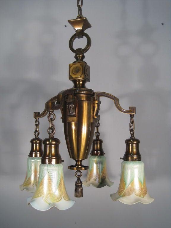 Arts And Craft Deco Pendants Lights