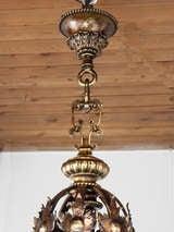 Ecclesiastical Byzantium Art Deco Pendant Fixture Circa 1920s For Sale At 1stdibs