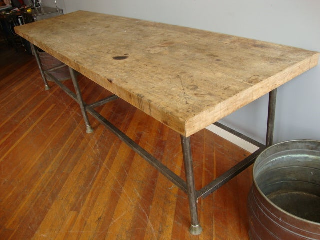 Lovely Large Work Table 3