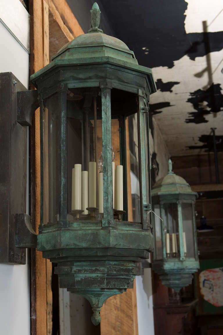 Large Carriage Lights At 1stdibs