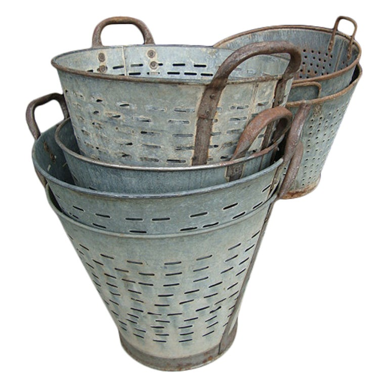 Oyster Baskets