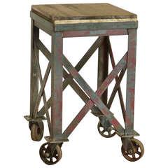 Industrial Cart/Kitchen Island