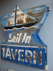 Double sided Tavern Sign image 3