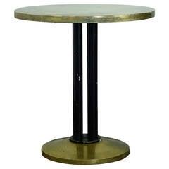 Mid-Century Bistro Table