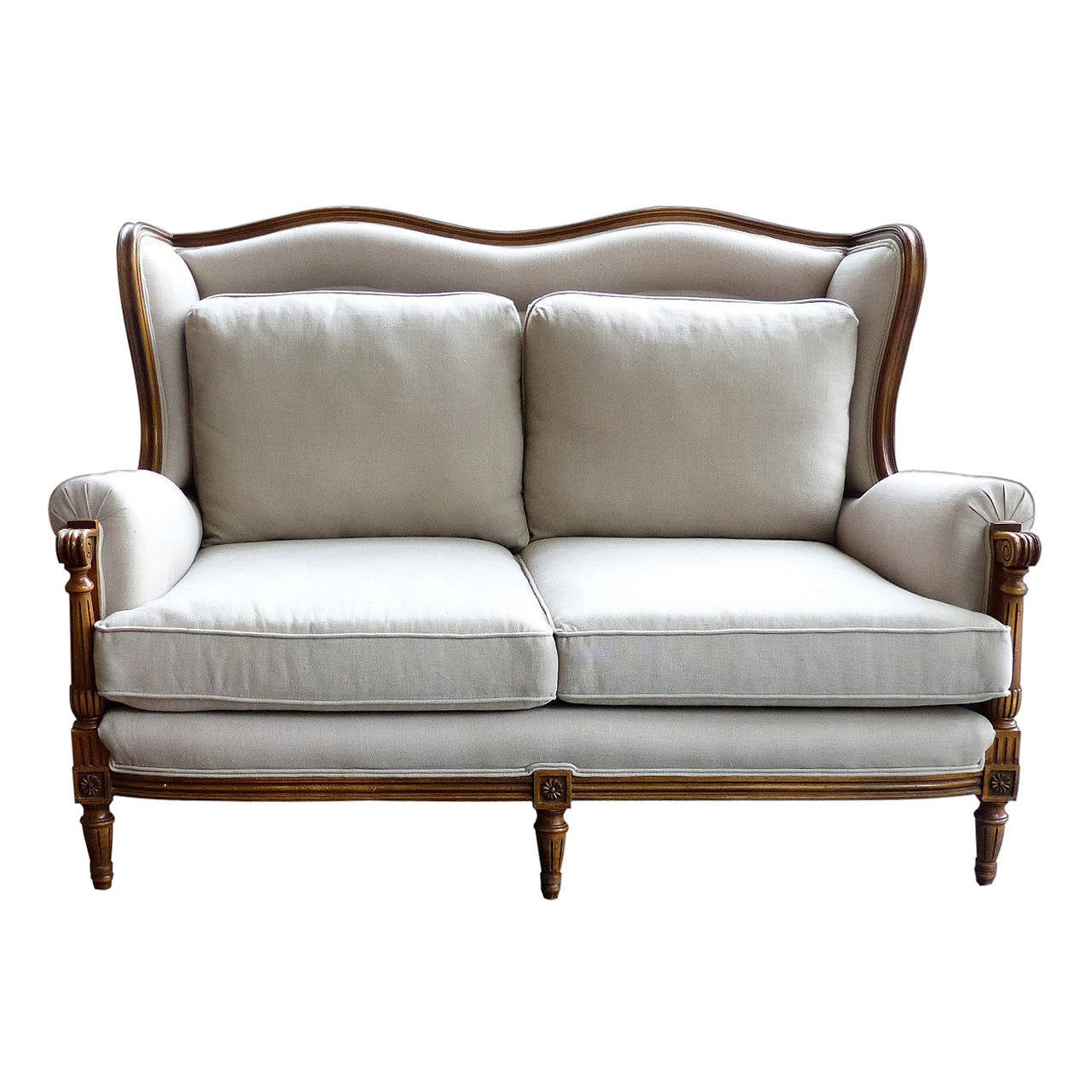 Small settee at 1stdibs for Settee seating
