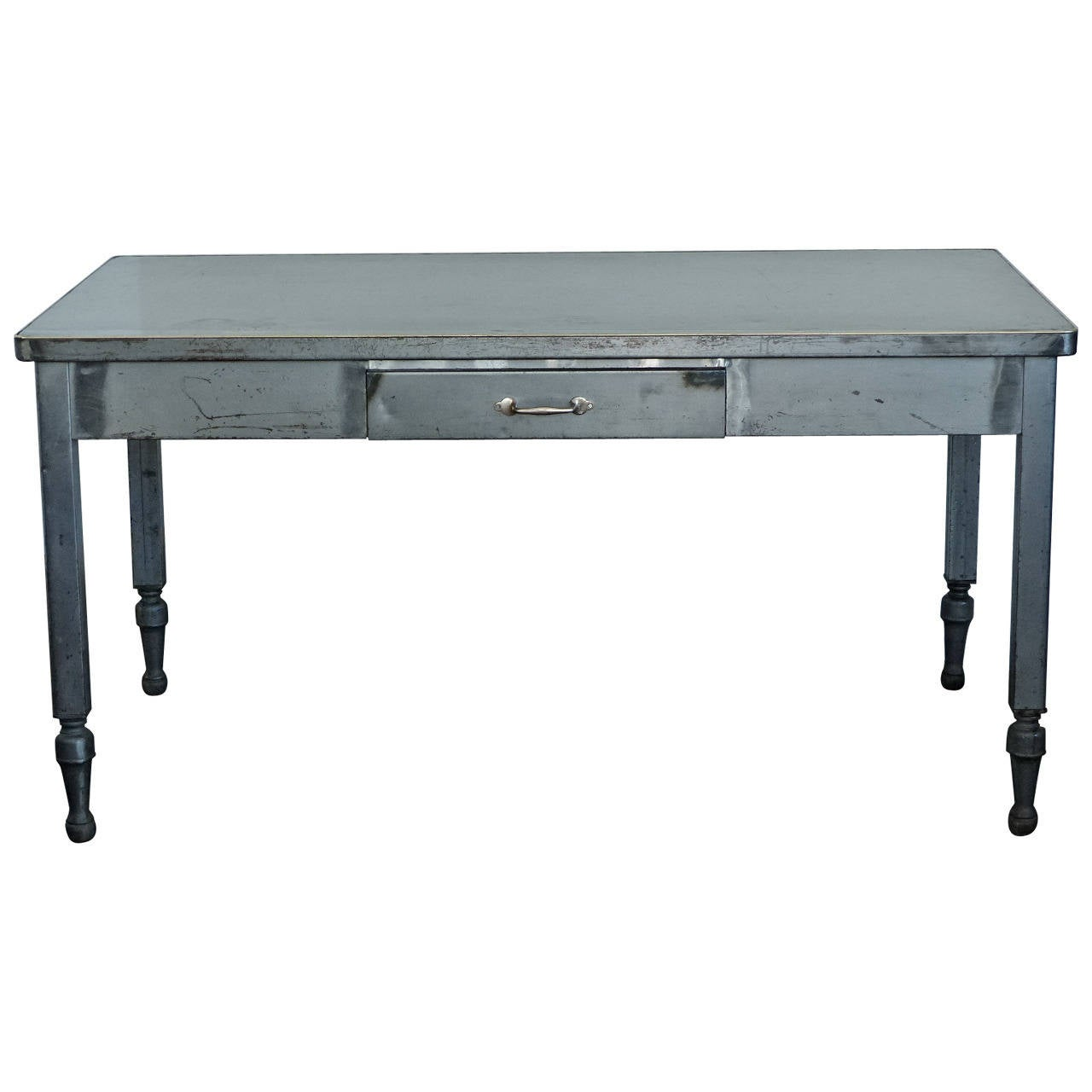 metal office desk at 1stdibs