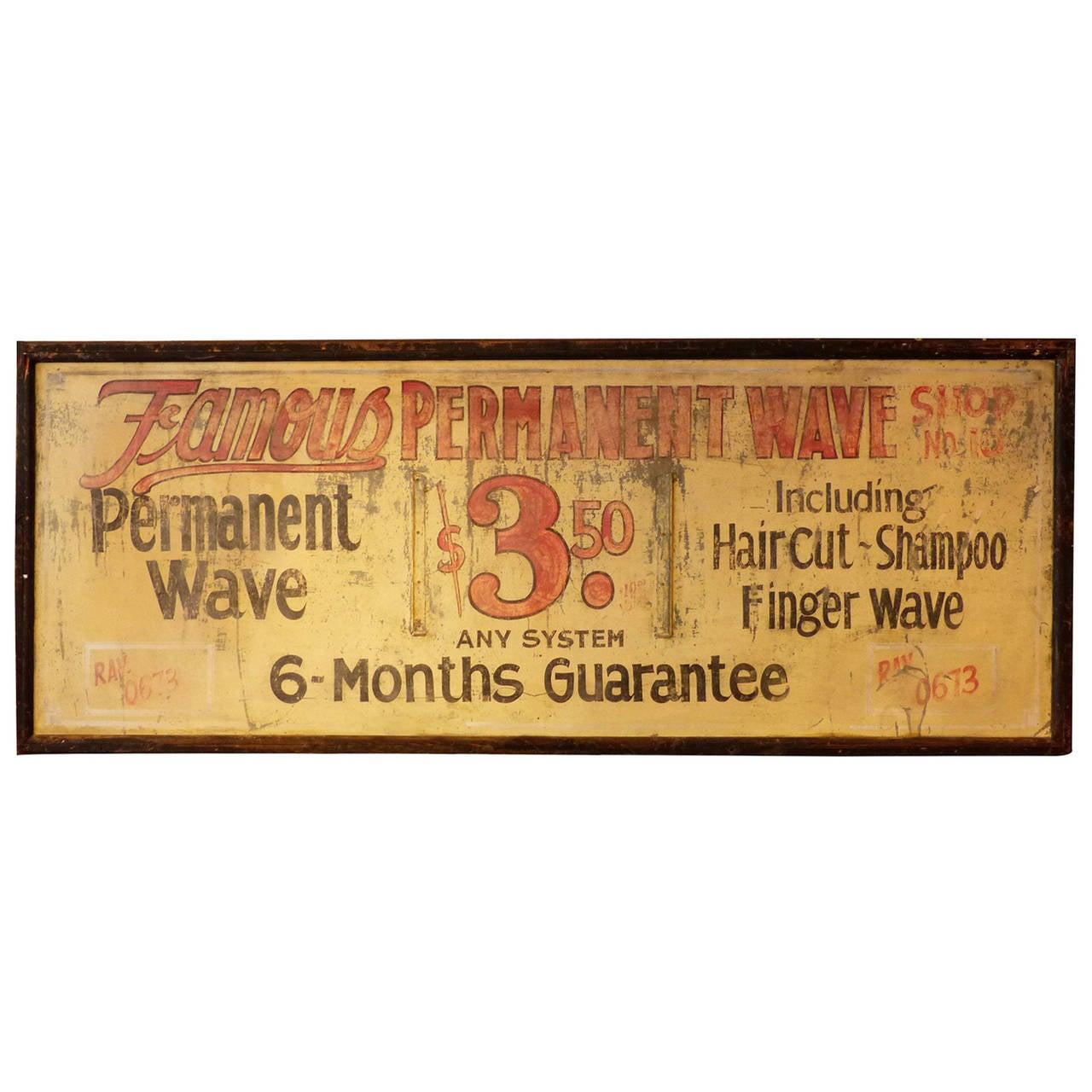 Vintage Saloon 40