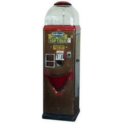 Early Vintage Popcorn Warmer