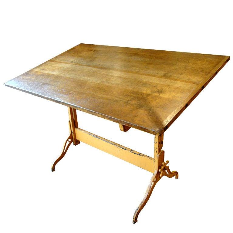 Drafting Table At 1stdibs