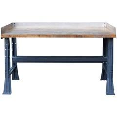 Steel Industrial Work Table