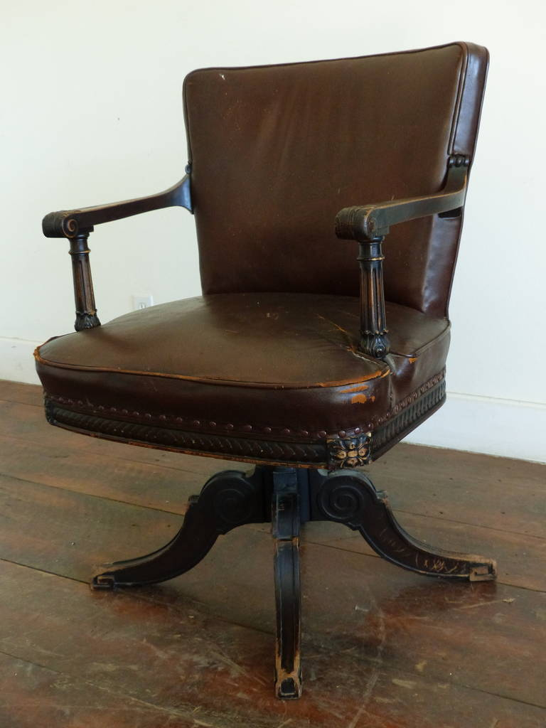 Bankers Chair At 1stdibs