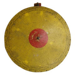 Carnival Dart  Game Wheel
