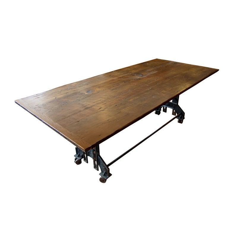 Adjustable Table at 1stdibs : XXX901813193110681 from www.1stdibs.com size 768 x 768 jpeg 32kB
